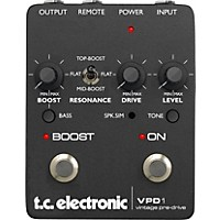 Tc Electronic Vpd1 Overdrive Guitar Effects Pedal