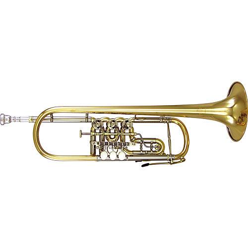 Kanstul 1505 Series Bb Rotary Trumpet
