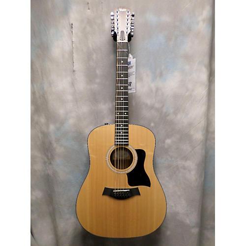 used taylor 150e 12 string acoustic electric guitar guitar center. Black Bedroom Furniture Sets. Home Design Ideas
