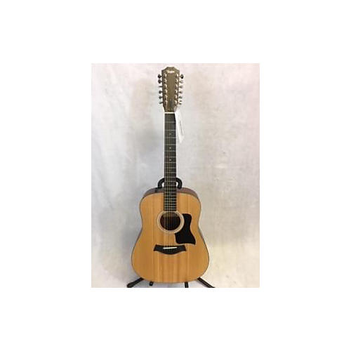 used taylor 150e 12 string acoustic electric guitar natural guitar center. Black Bedroom Furniture Sets. Home Design Ideas