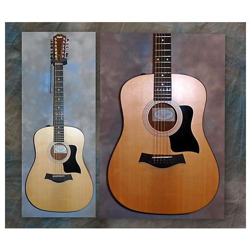 used taylor 150e 12 string acoustic guitar guitar center. Black Bedroom Furniture Sets. Home Design Ideas