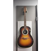 Ovation 1515 12 String Acoustic Electric Guitar
