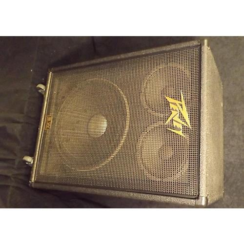 Peavey 1516 1x15 & 2x8 Bass Amp Spkr Cab Bass Cabinet