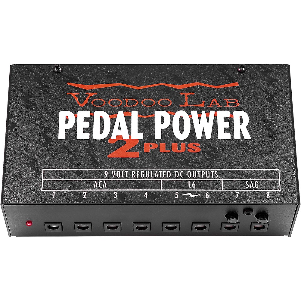 3. Voodoo Lab Pedal Power 2 Plus