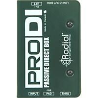 Radial Engineering Prodi Passive Direct  ...