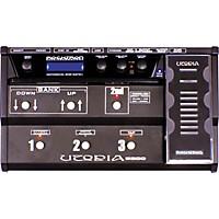 Rocktron Utopia B200 Bass Floor Multi Effects Pedal Black
