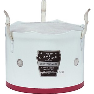 Click here to buy Humes and Berg 158 Trombone Velvet Tone Bucket Mute 7-1/2 inch Bell by Humes & Berg.