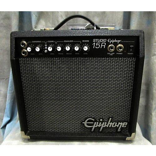 Epiphone 15R Guitar Combo Amp