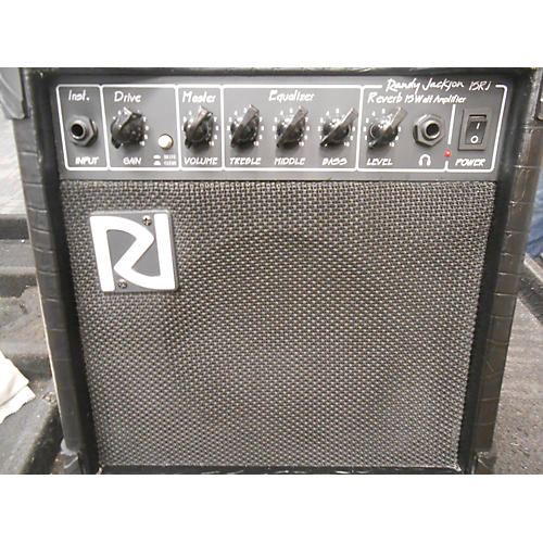 In Store Used 15RJ Guitar Combo Amp