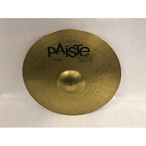 Paiste 15in 101 Crash Cymbal