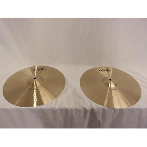 used paiste 15in 602 modern essentials hi hat cymbal guitar center. Black Bedroom Furniture Sets. Home Design Ideas