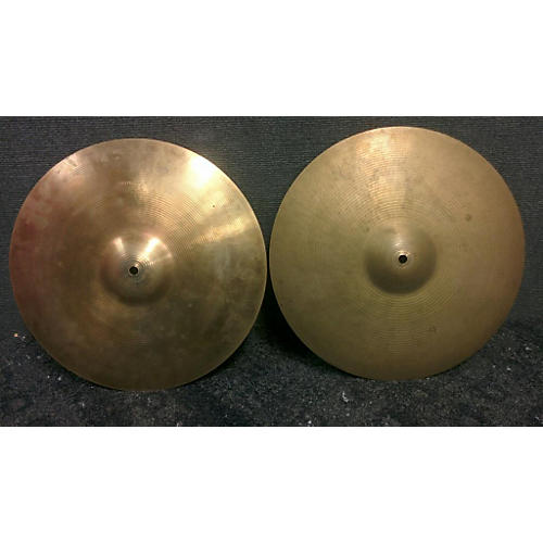 Paiste 15in 602 Vintage Hi-Hats Cymbal