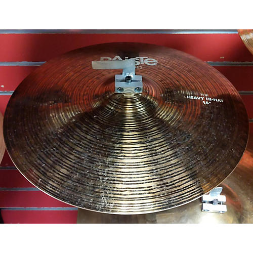 Paiste 15in 900 SERIES HIHAT TOP Cymbal