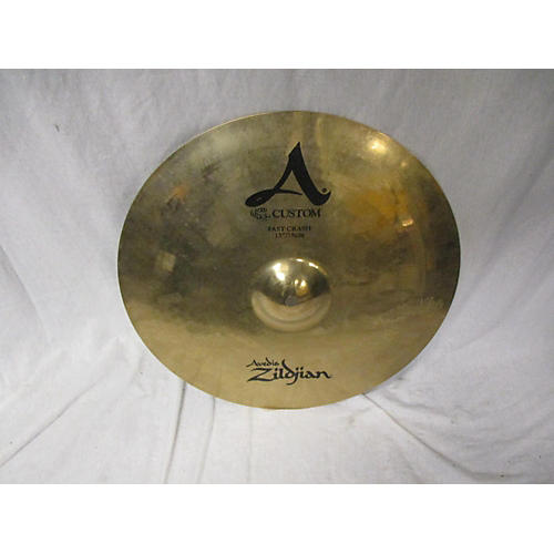 Zildjian 15in A Custom Fast Crash Cymbal