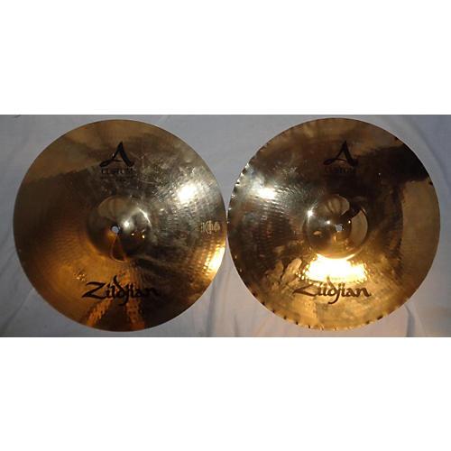 Zildjian 15in A Custom Hi Hat Pair Cymbal