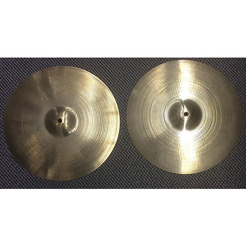 Zildjian 15in A Custom Hi Hat Pair