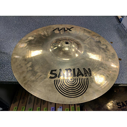 Sabian 15in AAX Xtreme Chinese Brilliant Cymbal