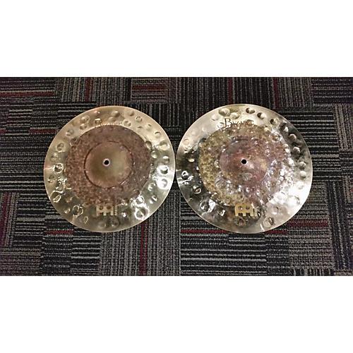 Meinl 15in Byzance Dual Hihat Cymbal