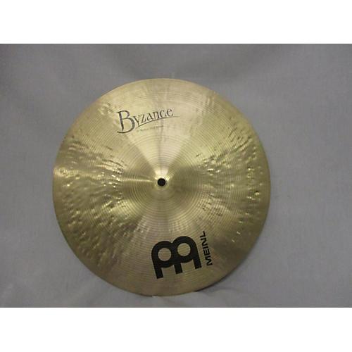 Meinl 15in Byzance Medium Hi Hat Bottom Cymbal