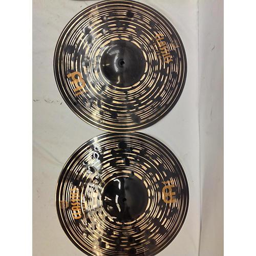 Meinl 15in Classic Custom Medium Hi Hat Pair Cymbal