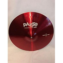 Paiste 15in Colorsound 900 Hi Hat Pair Cymbal
