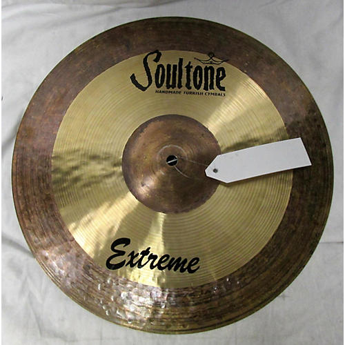 Soultone 15in Extreme Hi Hat Top Cymbal