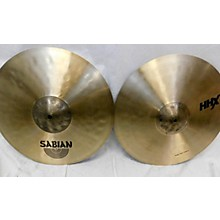 Sabian 15in HHX Stage Hi Hat Pair Cymbal