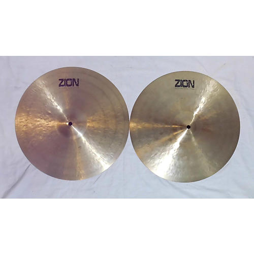Zion 15in Hi Hat Pair Cymbal
