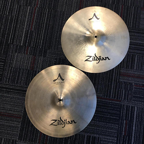 Zildjian 15in New Beat Hi Hat Pair Cymbal