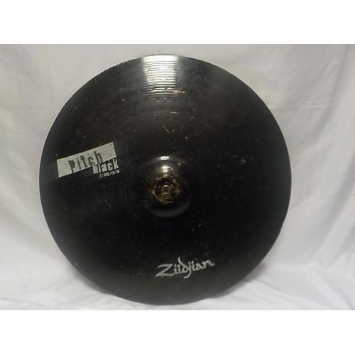 Zildjian 15in Pitch Black Cymbal