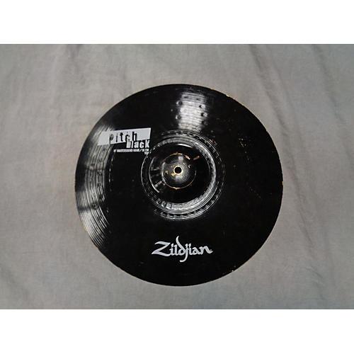 Zildjian 15in Pitch Black Mastersound Top Cymbal
