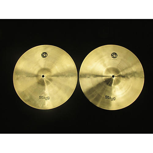 Stagg 15in SH Hi Hat Pair Cymbal