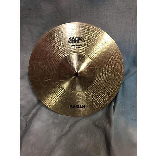 Sabian 15in SR2 Medium Crash Cymbal