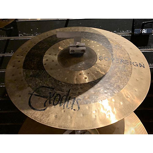 Exodus 15in Sovereign Cymbal