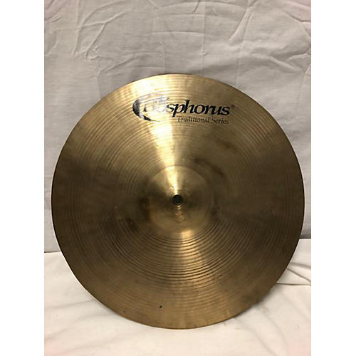 Bosphorus Cymbals 15in Traditional Series Cymbal