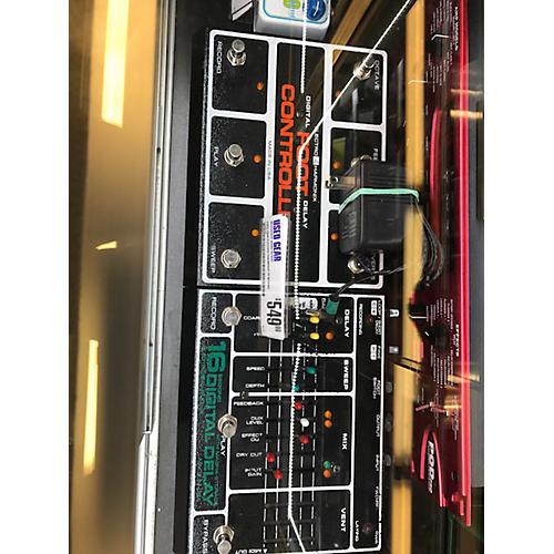 Electro-Harmonix 16 Second Digital Delay Effect Pedal