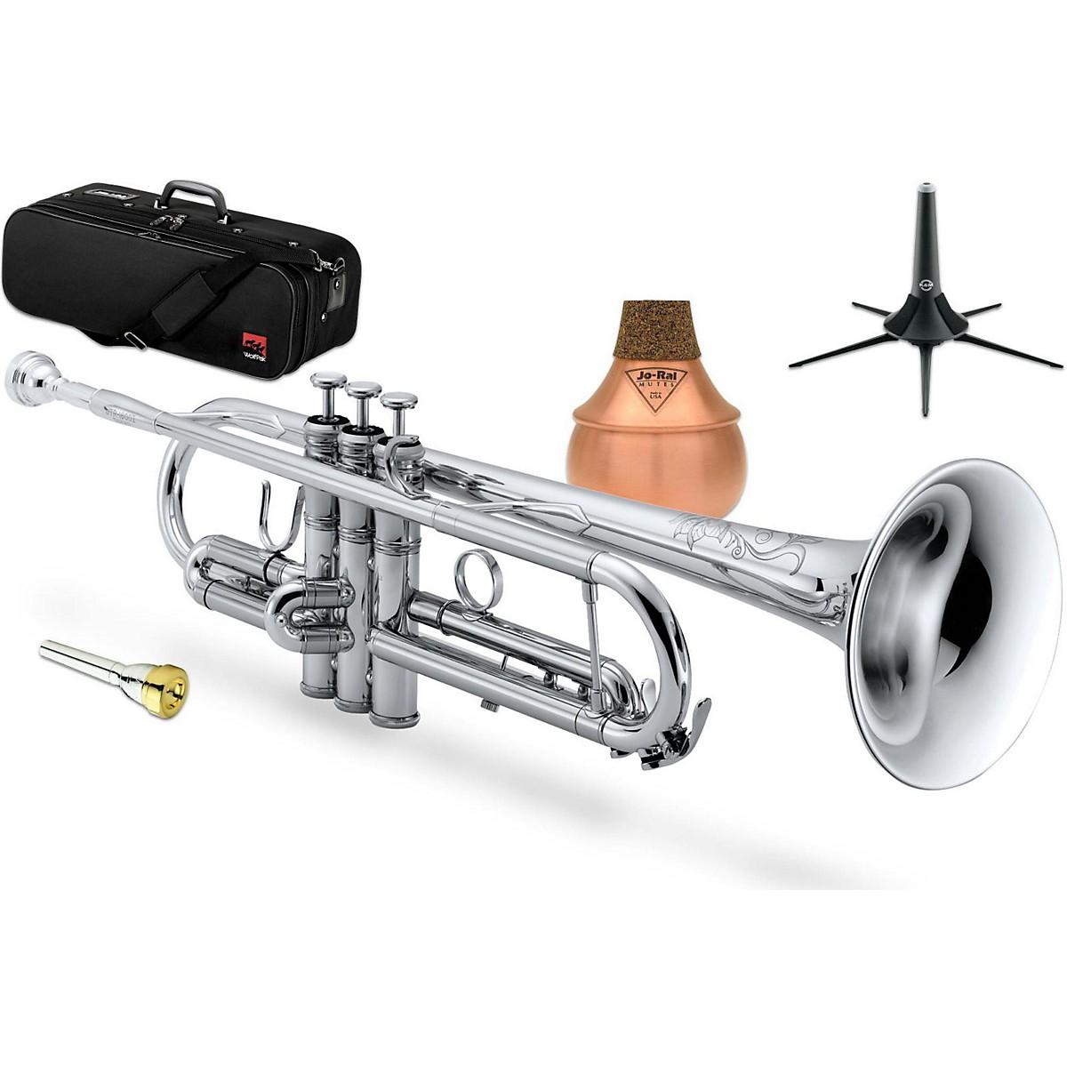 XO 1600IS Professional Series Bb Trumpet Gift Kit