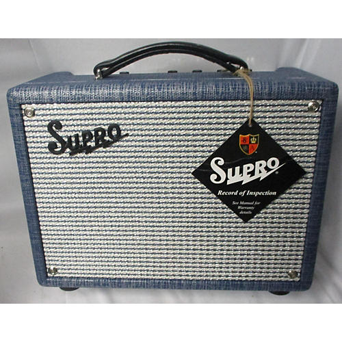 Guitar Combo Tube Amplifiers : used supro 1605r tube guitar combo amp guitar center ~ Hamham.info Haus und Dekorationen
