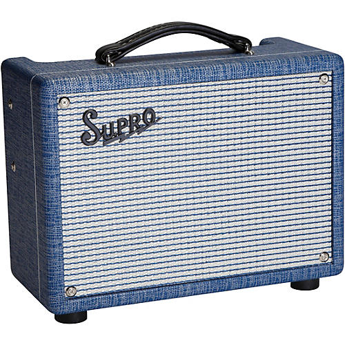 open box supro 1606 super 5w 1x8 tube guitar combo amplifier guitar center. Black Bedroom Furniture Sets. Home Design Ideas