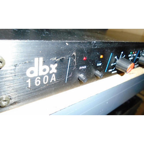 dbx 160A Compressor