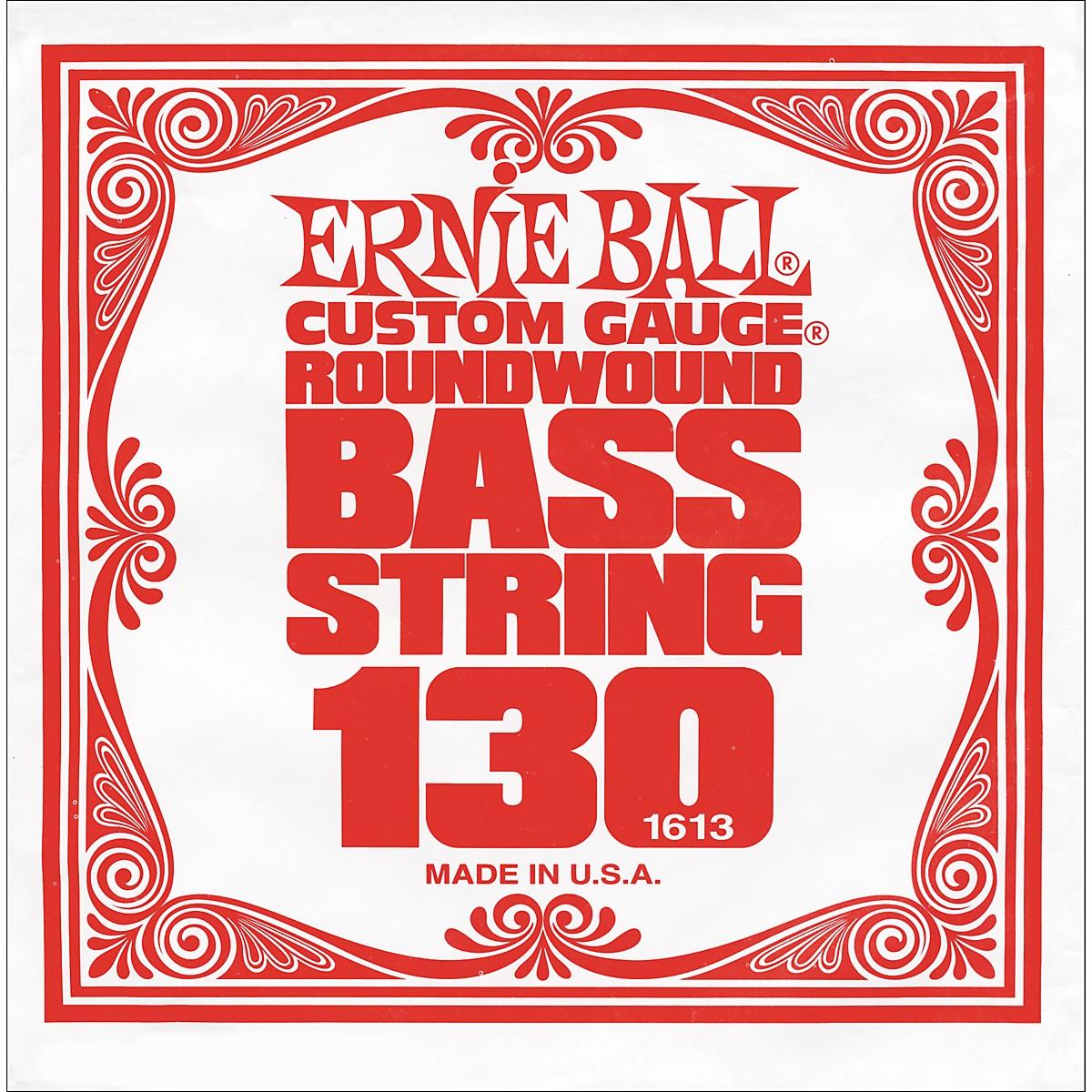 Ernie Ball 1613 Single Bass Guitar String