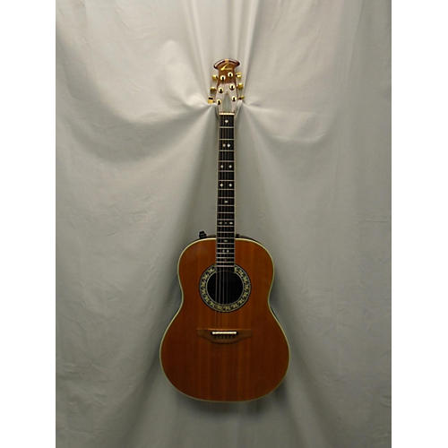 Ovation 1617 Acoustic Electric Guitar