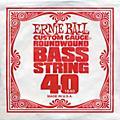 Ernie Ball 1640 Single Bass Guitar String thumbnail