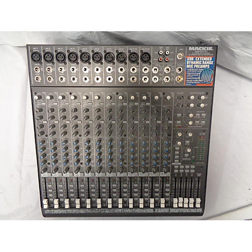 Mackie 1642-VLZ PRO Powered Mixer