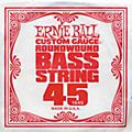 Ernie Ball 1645 Single Bass Guitar String thumbnail