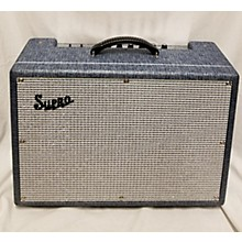 Supro 1648RT Saturn 15W 1X12 Tube Guitar Combo Amp
