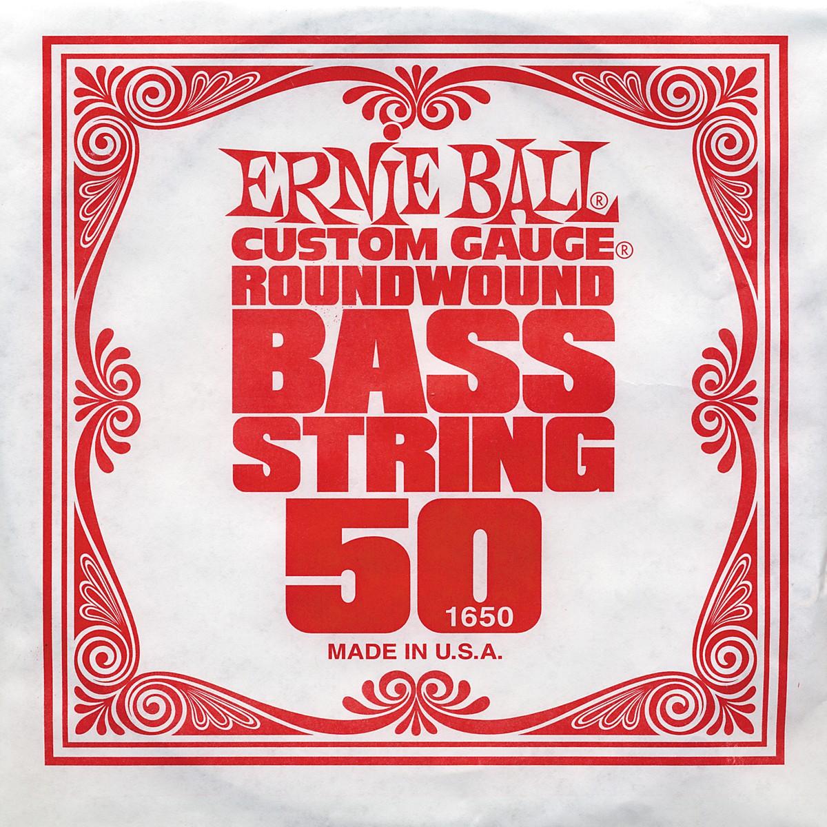 Ernie Ball 1650 Single Bass Guitar String