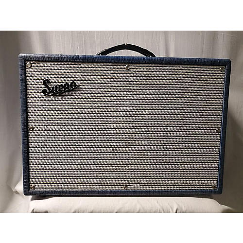 Supro 1650RT Royal Reverb 60/35W 2x10 Tube Guitar Combo Amp