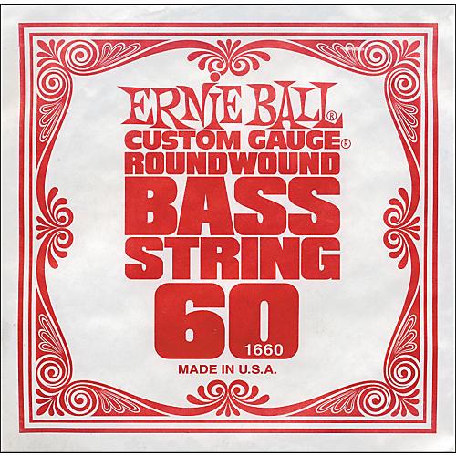 Ernie Ball 1660 Single Bass Guitar String