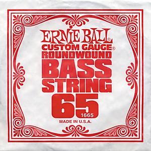 Ernie Ball 1665 Single Bass Guitar String by Ernie Ball